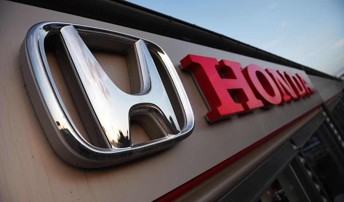 Honda märke