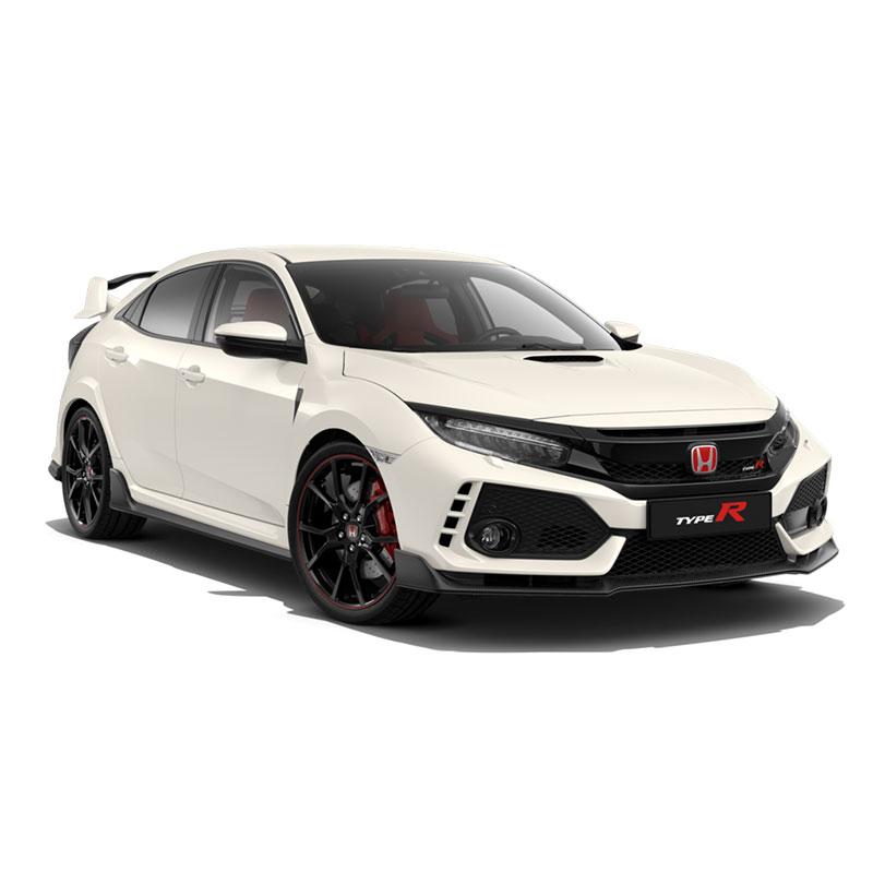 Honda civicR bilmodell