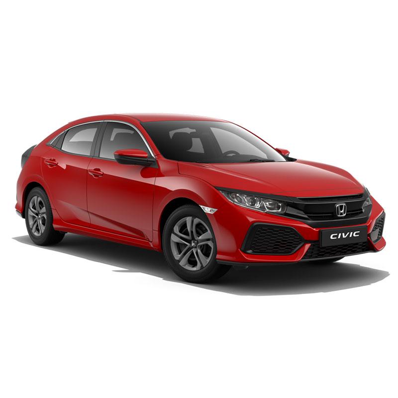 Honda civic bilmodell