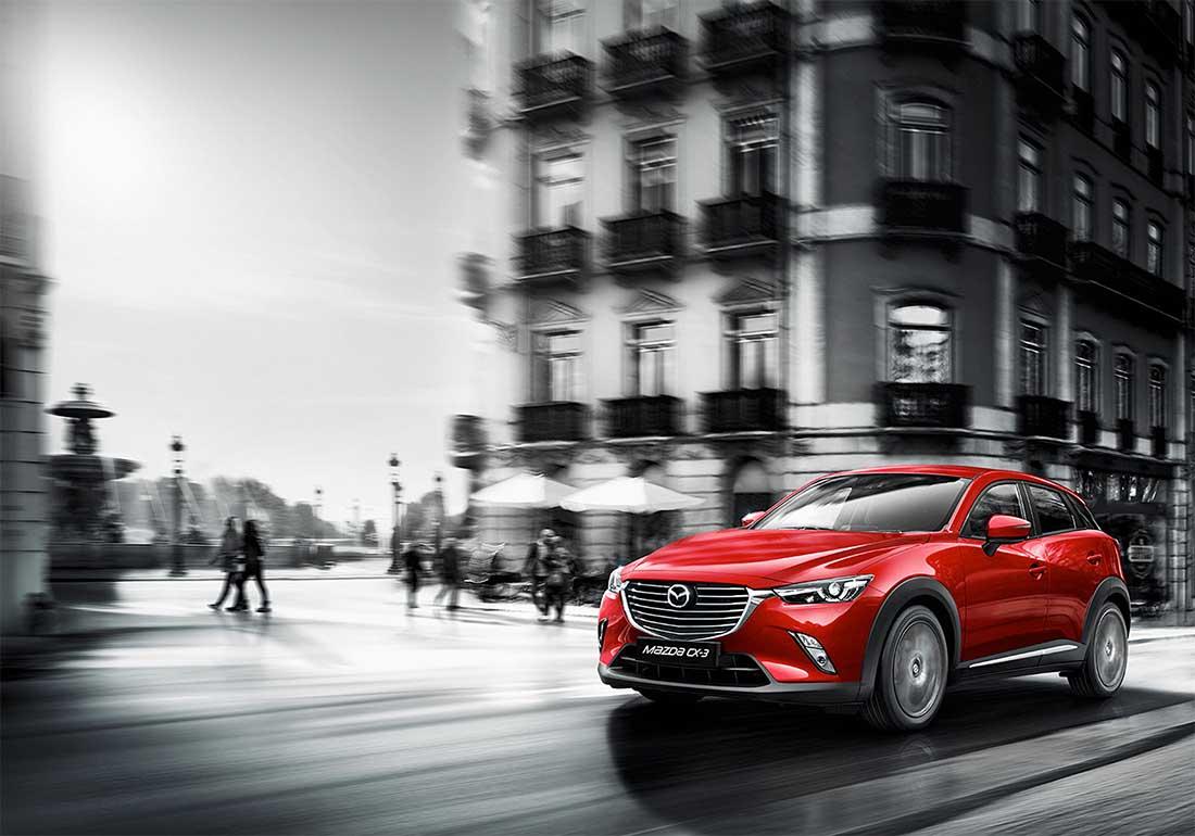 Mazda försäkring